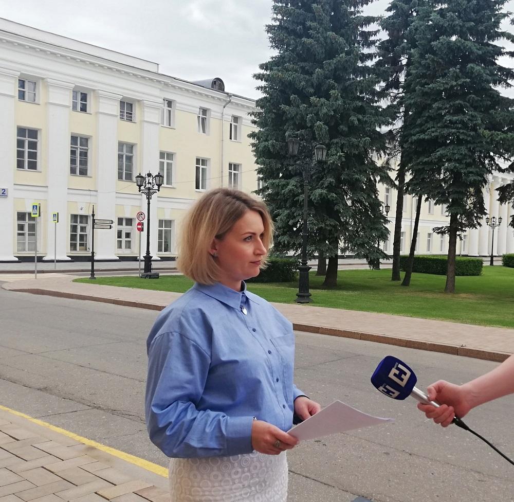 Маргарита Красилевская: «Поправки в Конституцию усилят позиции губернаторов и регионов»