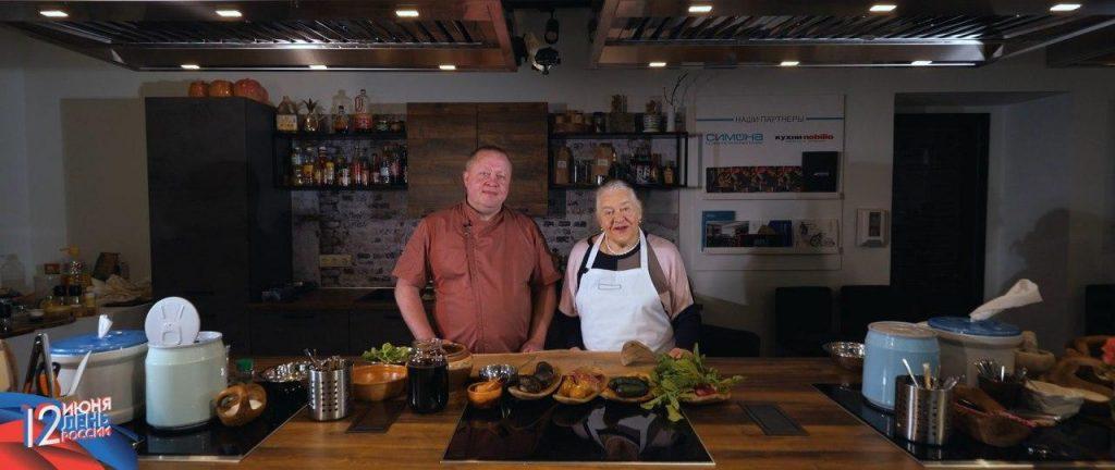 Онлайн-марафон «Кухни России»: известные нижегородцы раскроют кулинарные секреты (ВИДЕО)