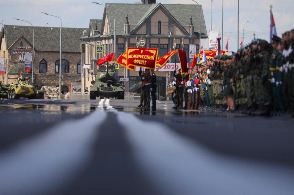 Стало известно, где пройдет парад Победы 9 Мая в Нижнем Новгороде