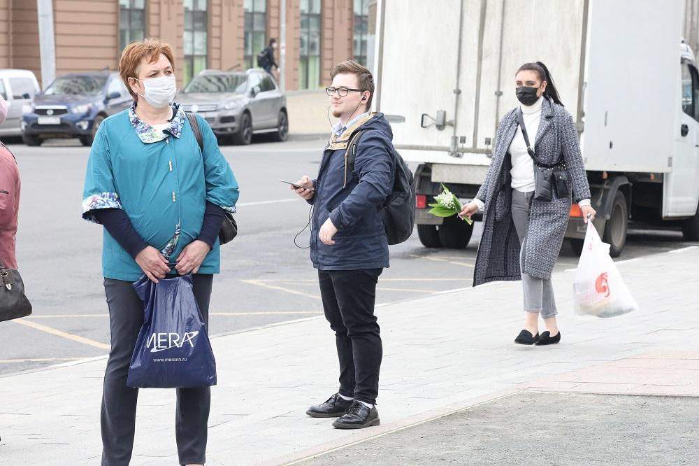 «Либо масочный режим, либо сидим по домам»: Глеб Никитин о необходимости носить маски