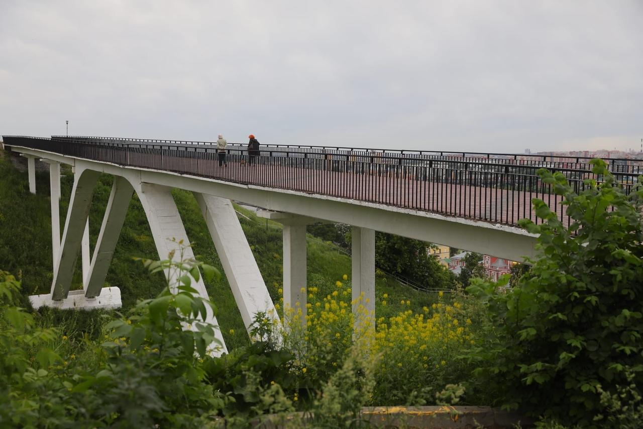 мост Похвалинский съезд
