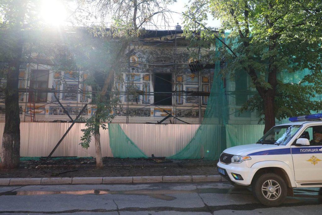 Нижегородские общественники просят прокуратуру проверить компанию-реставратора Литературного музея имени Горького