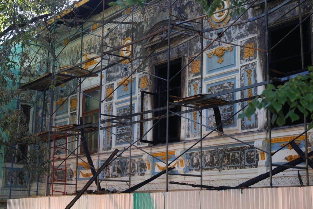 Нижегородцы смогут принять участие в восстановлении Литературного музея имени Горького