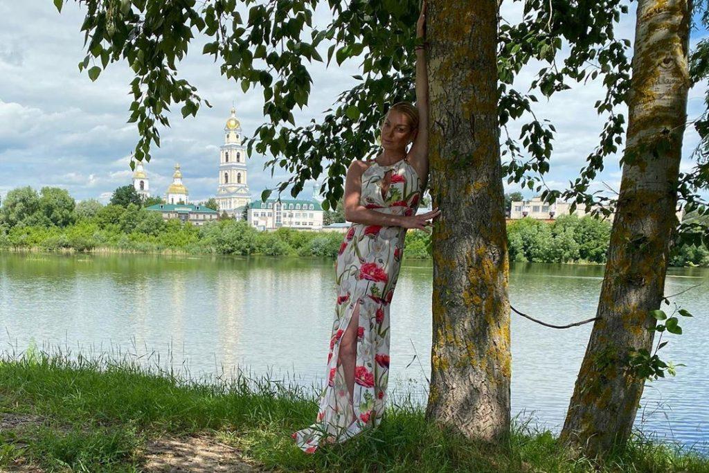 Анастасия Волочкова обратилась в нижегородский суд с ходатайством