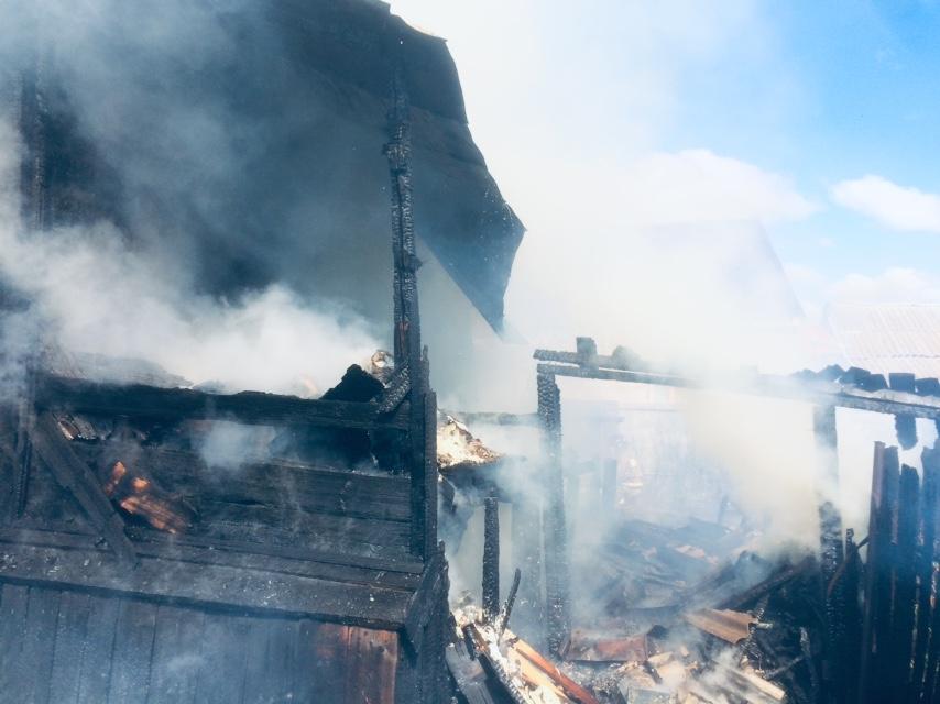 Погибшие в Пильнинском районе дети приехали к бабушке на лето: новые подробности пожара в деревне Ягодное