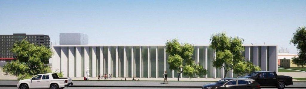Концепция нового павильона наНижегородской ярмарке разработана нижегородским архитектурным бюро