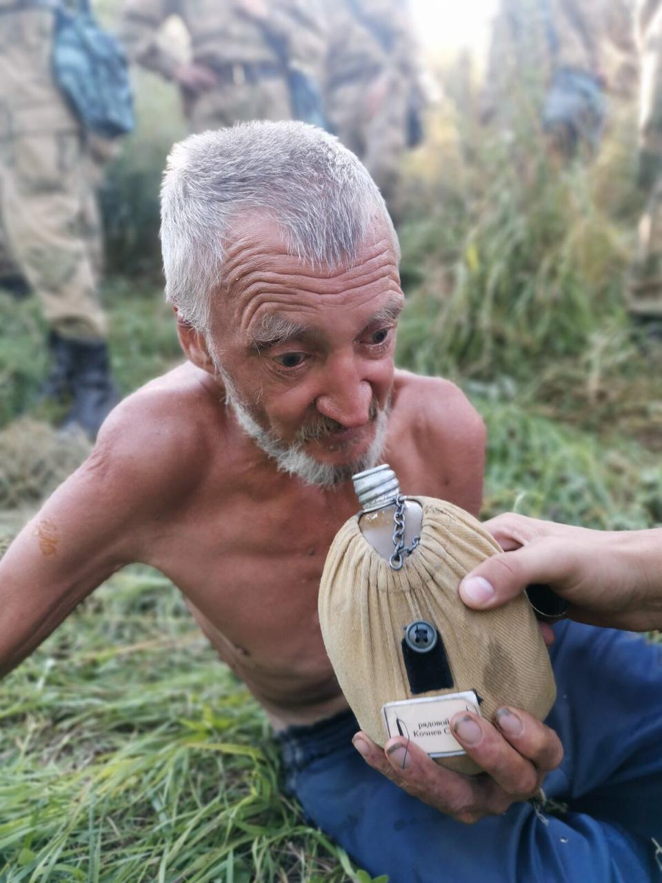 62-летний нижегородец 6 дней провел в лесу