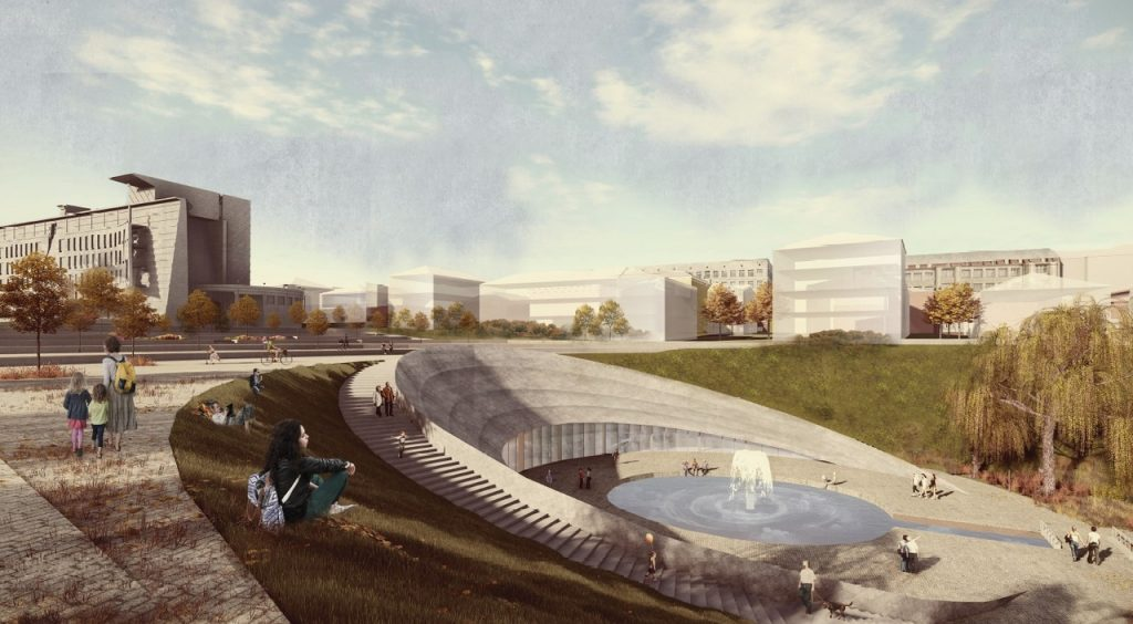 Опубликованы проекты благоустройства Започаинья: смотрим, как может измениться исторический центр