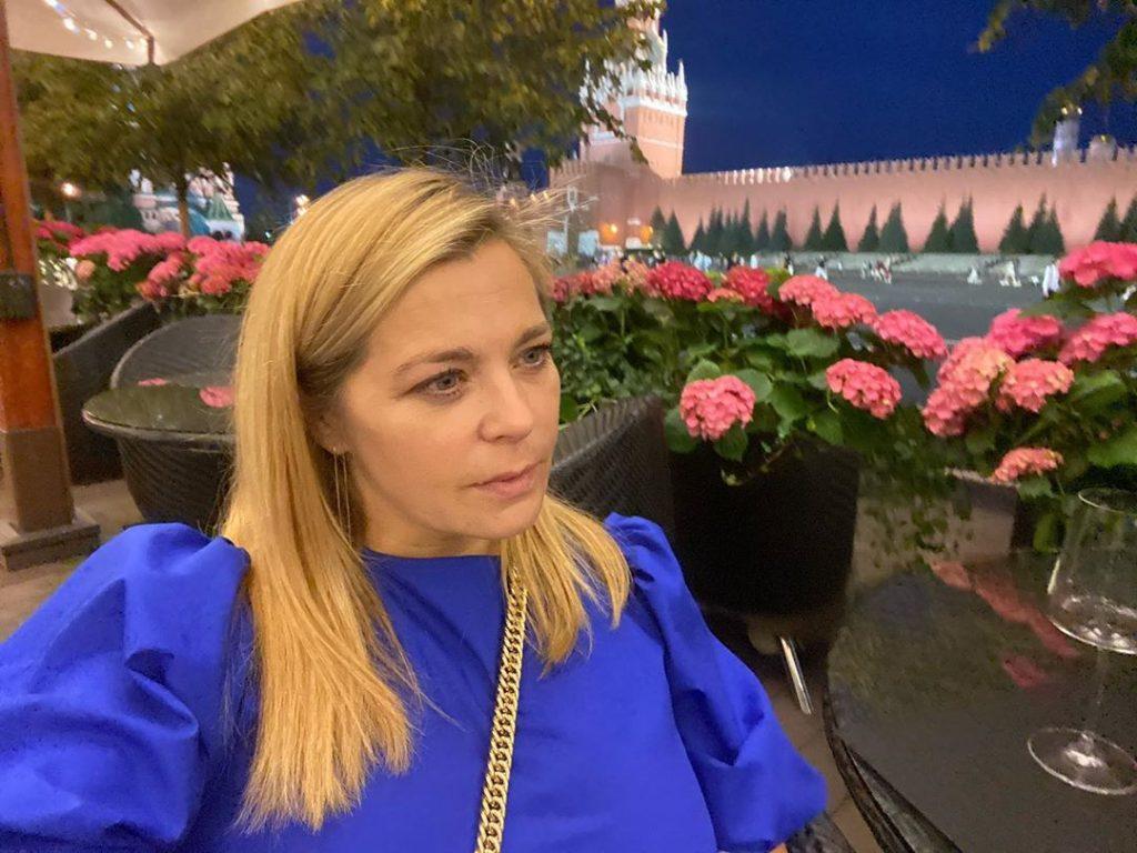 Ирина Пегова вернулась в открытую после карантина Москву