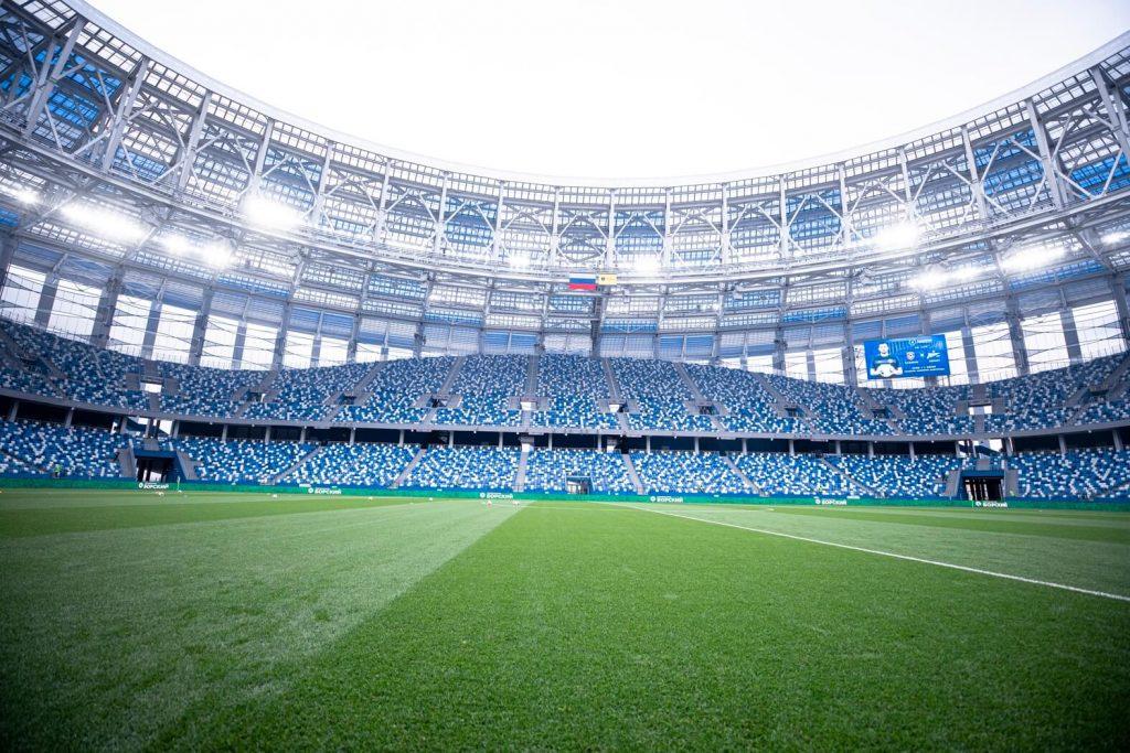 Экскурсионные туры возобновляются настадионе «Нижний Новгород»