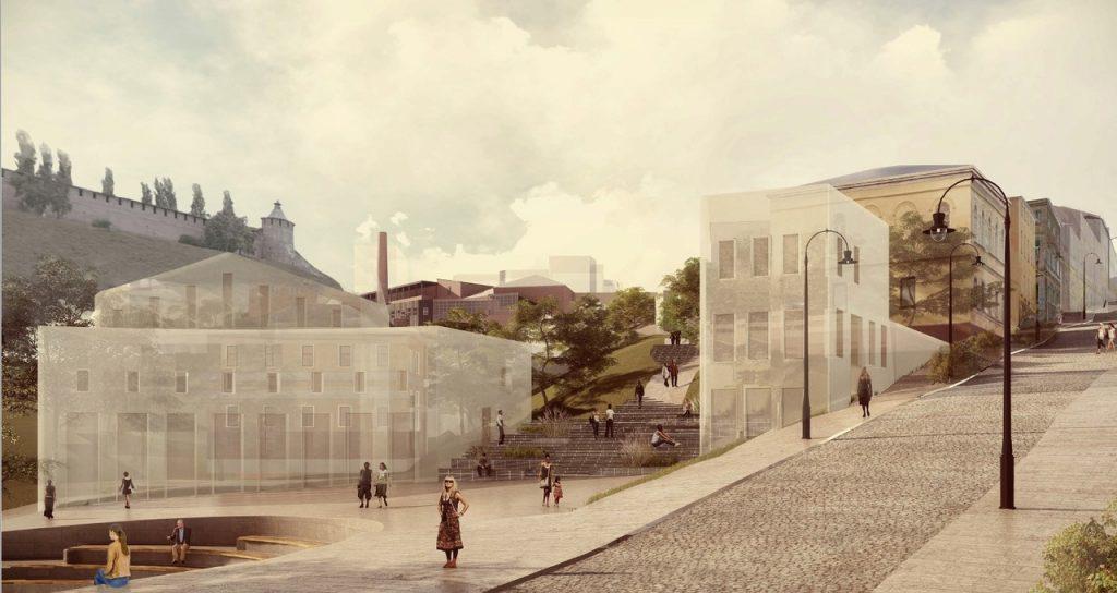 Нижегородцы смогут выбрать, как будет выглядеть обновлённый исторический центр города