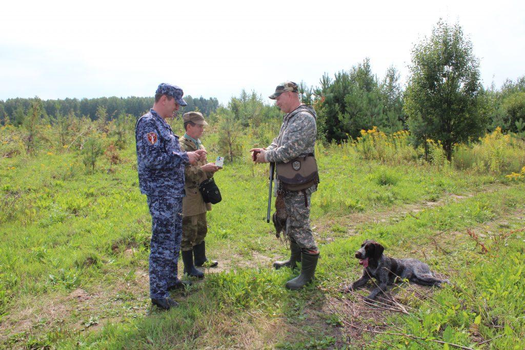 С 25 июля в регионе открывается сезон охоты на пернатую дичь
