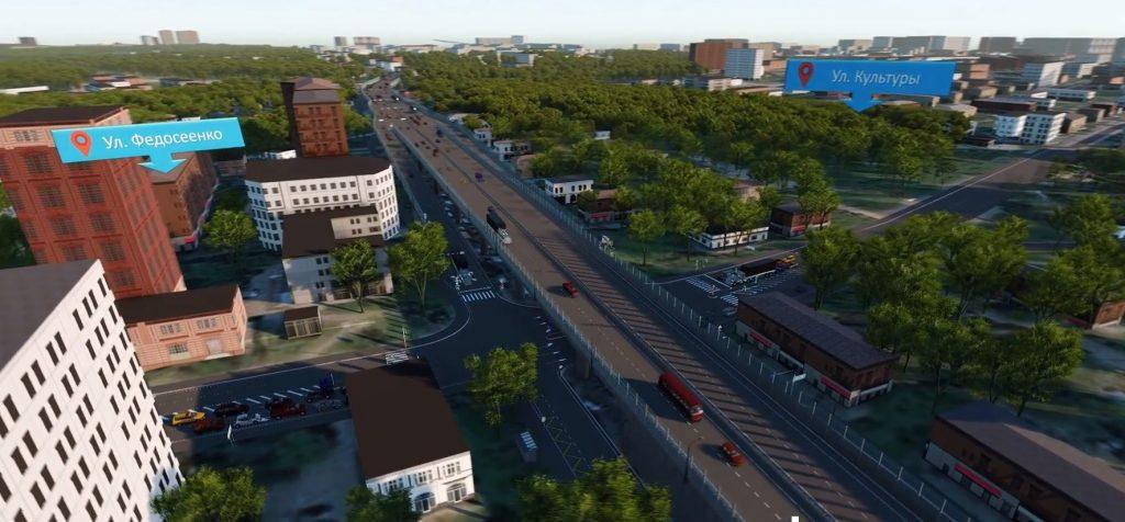 Транспортная развязка на Циолковского: где объехать автомобилистам, как добраться пассажирам общественного транспорта