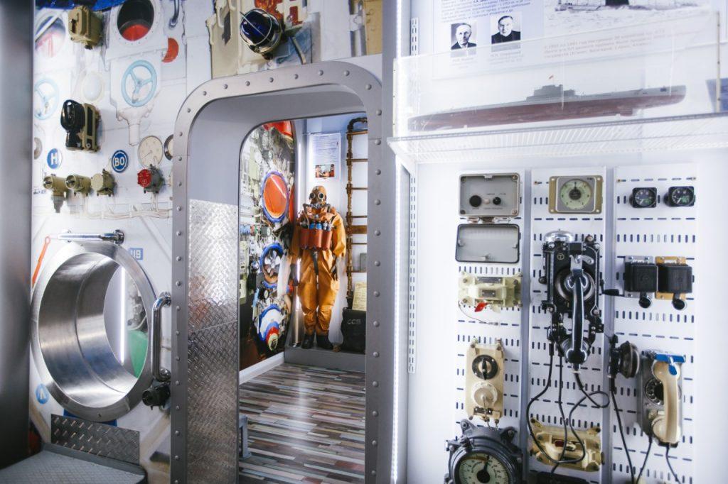 Нижегородцы смогут «погрузиться под воду» в музее истории завода «Красное Сормово»