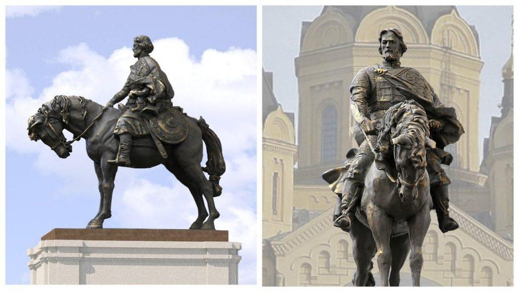 Нижегородцы выбрали эскиз будущего памятника князю Александру Невскому