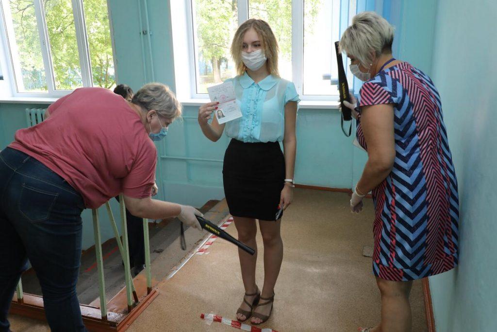 «Какие же они классные!»: Давид Мелик-Гусейнов пообщался с нижегородскими школьниками перед ЕГЭ