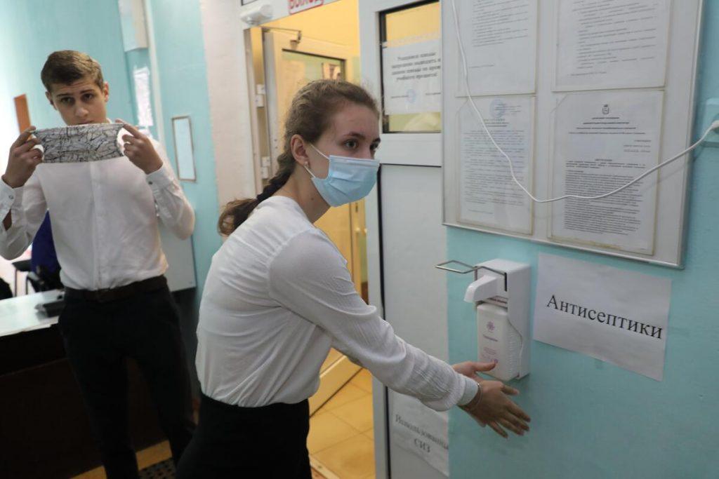 Роспотребнадзор расскажет родителям о профилактике коронавируса в школах и детских садах Нижегородской области