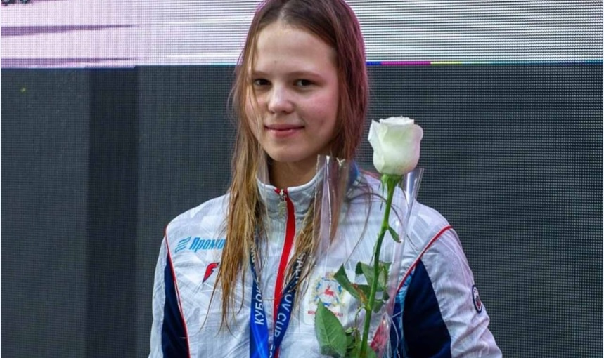 Воспитаннице МБУ СШ «Нижегородец» Елене Богомоловой присвоили звание «Мастер спорта России международного класса»