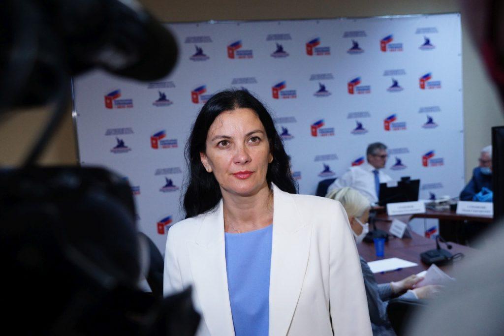 Татьяна Гриневич: «В Нижегородской области процесс голосования проходил организованно, корректно и спокойно»