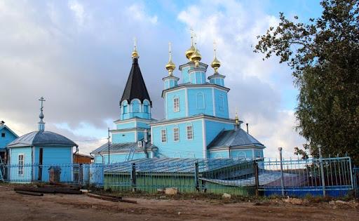 Храм в честь Казанской иконы Божией Матери Великий Враг
