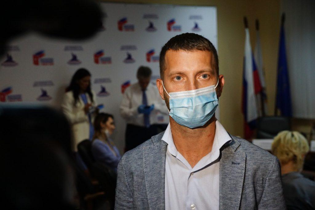 Алексей Круглов: «Нарушений не выявлено, все участки работают в штатном режиме»