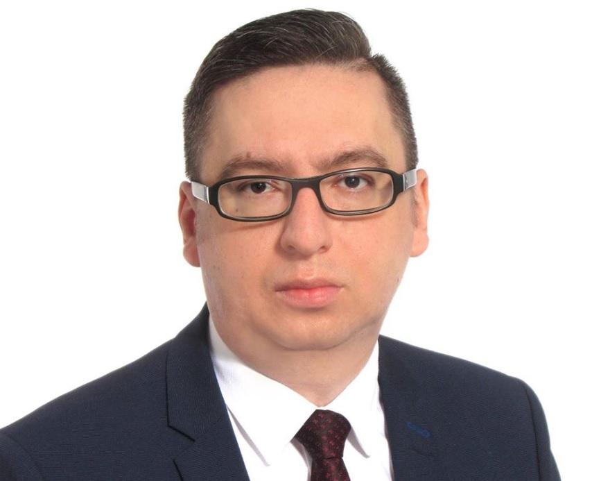 Новое назначение в администрации города: Илья Лагутин возглавил департамент предпринимательства и туризма