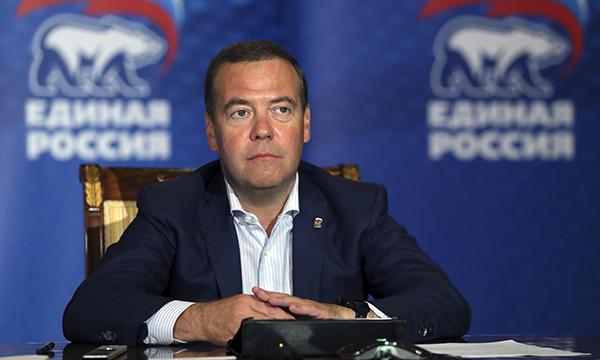 Дмитрий Медведев о программе «Единой России»: «Это должен быть набор конкретных предложений»