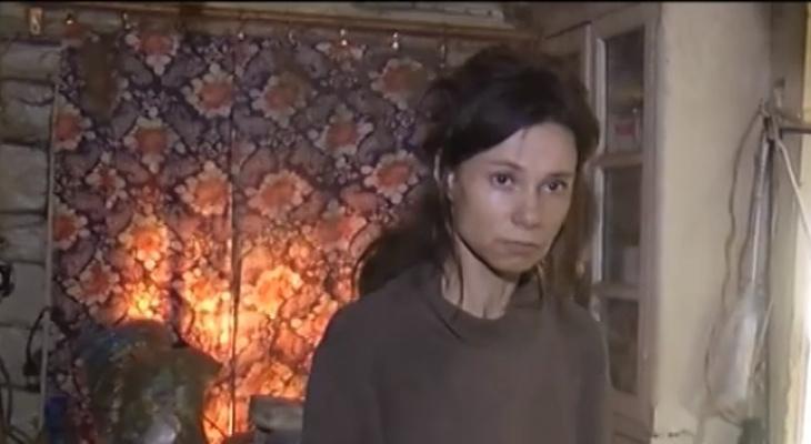 Жительница Вачского района, просидевшая 30 лет взаперти, стала известна на всю страну