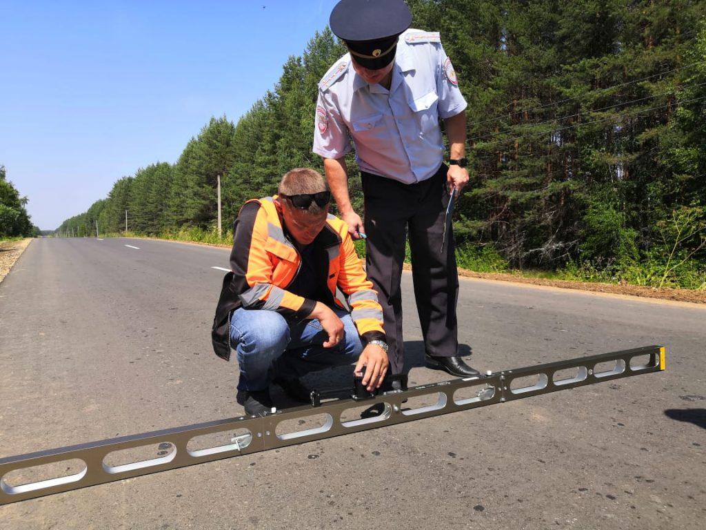 ВНижегородской области завершается ремонт участка дороги Никитиха-Новоуспенское