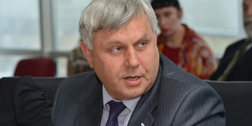 Николай Шумилков: «На время строительства развязки на Циолковского будут организованы схемы альтернативного проезда»