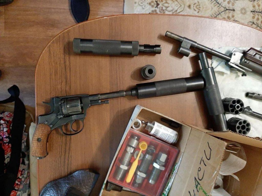 Мастерскую по переделке оружия прикрыли в Нижегородской области