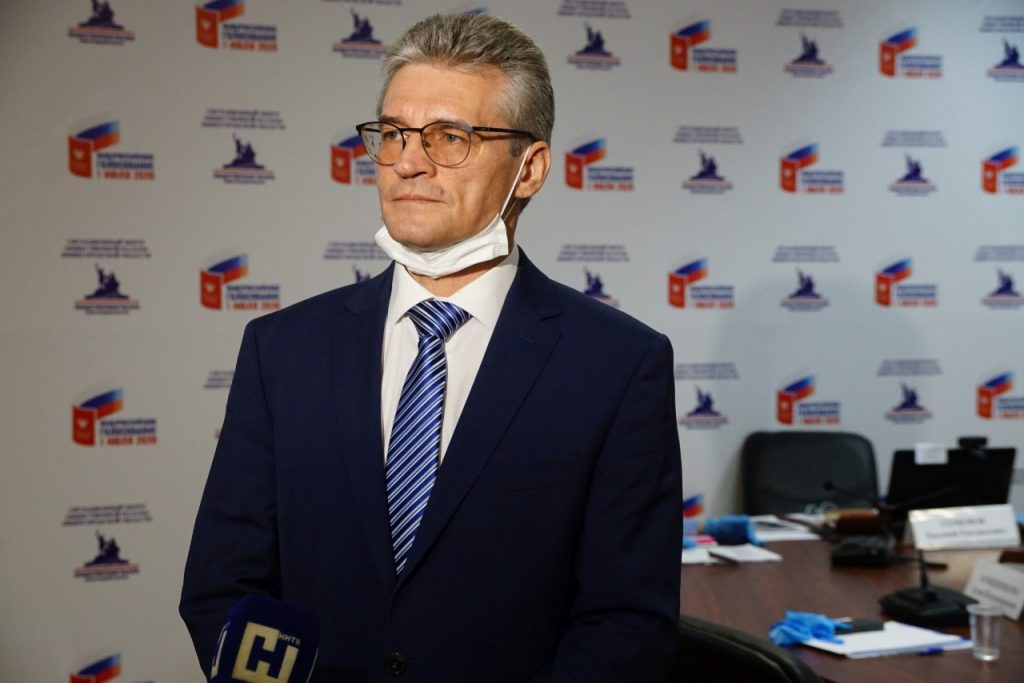 Евгений Семёнов: «Разнообразие гражданских и политических взглядов общественных наблюдателей обеспечило высокий уровень легитимности голосования»