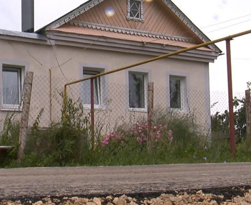 Дорогу к дому ветерана отремонтировали по инициативе жителей в Нижегородской области