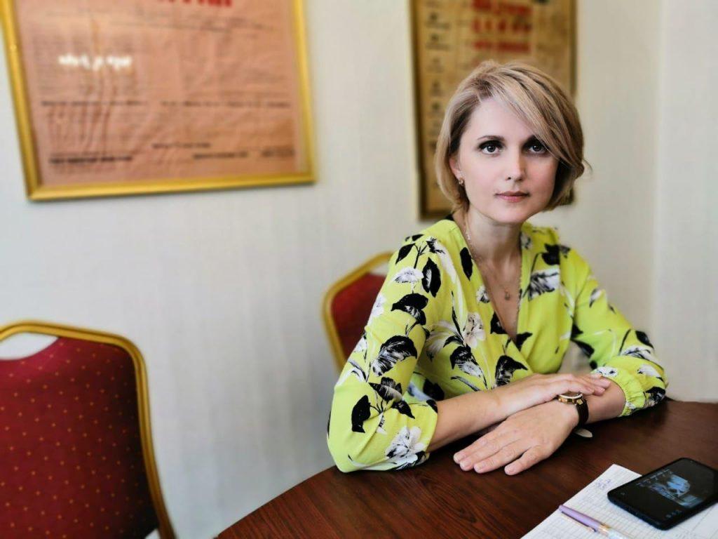 Татьяна Маврина назначена директором Нижегородского театра оперы и балета