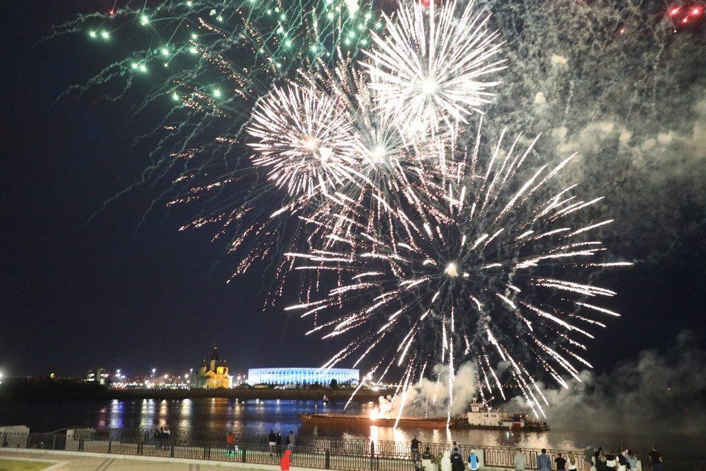 Гала-шоу к800-летию Нижнего Новгорода состоится вакватории Волги иОки