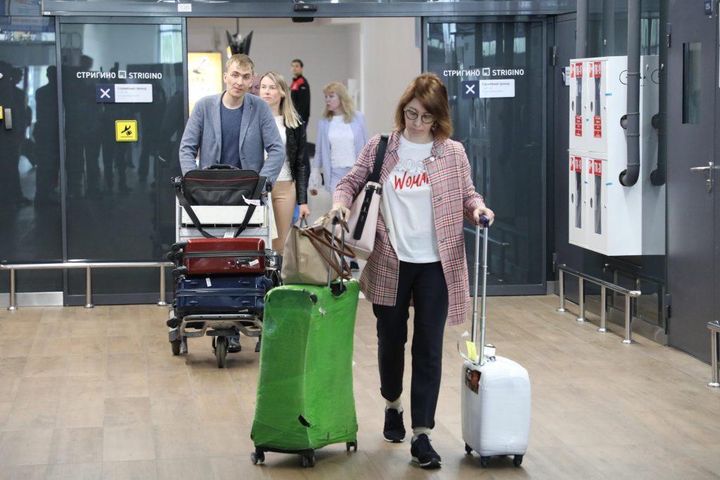 Пассажиропоток аэропорта Стригино за полгода снизился на 50%: смотрим, куда летали нижегородцы