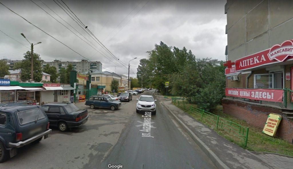 Движение транспорта на участке по улице Академика Баха будет временно прекращено