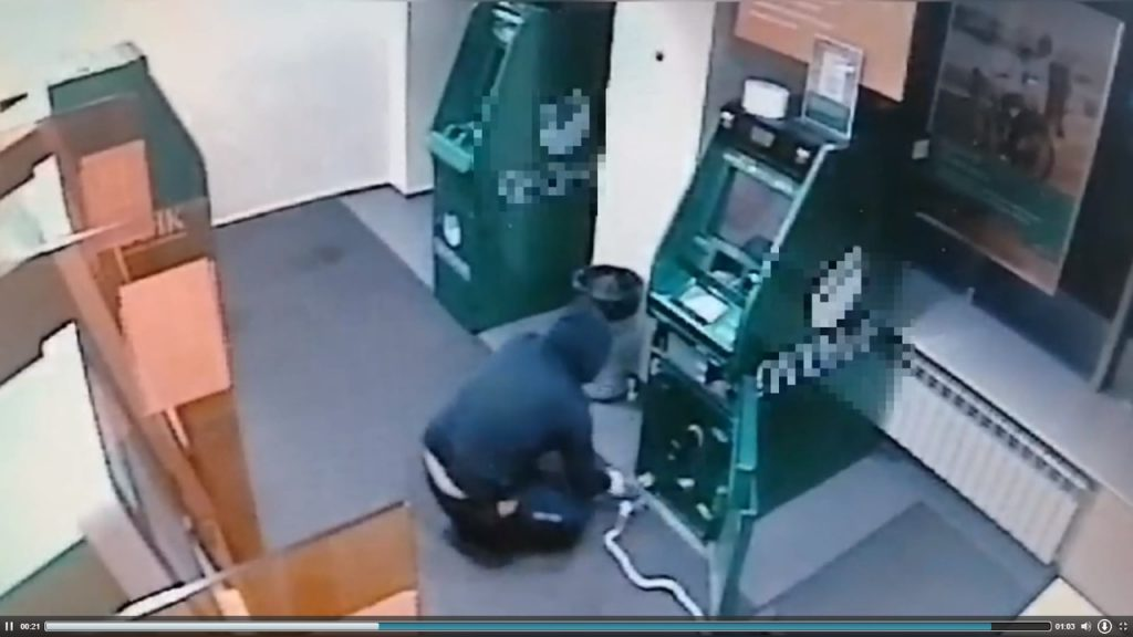 Нижегородец хотел ограбить банкомат, чтобы спасти тяжелобольную мать
