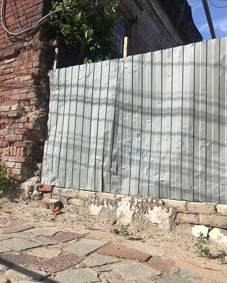 «Нет теперь Барона»: Давид Мелик-Гусейнов рассказал о разрушенной стене