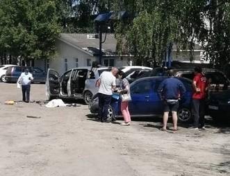 Один человек погиб и двое ранены при столкновении пяти автомобилей в Нижегородской области
