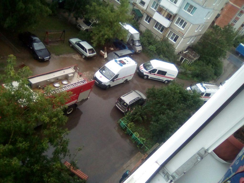 Жилой дом в Дзержинске эвакуировали из-за подозрительного предмета