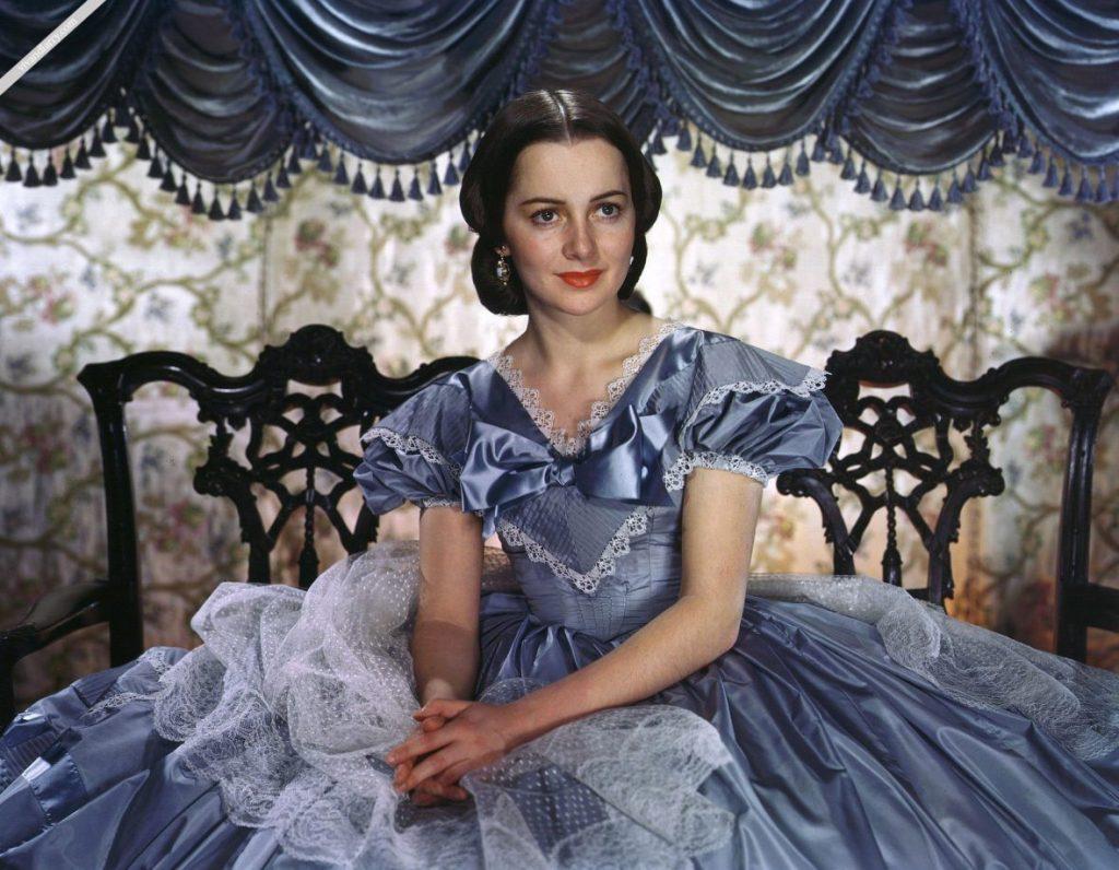 Звезда культового фильма «Унесённые ветром» Оливия де Хэвилленд скончалась в возрасте 104 лет