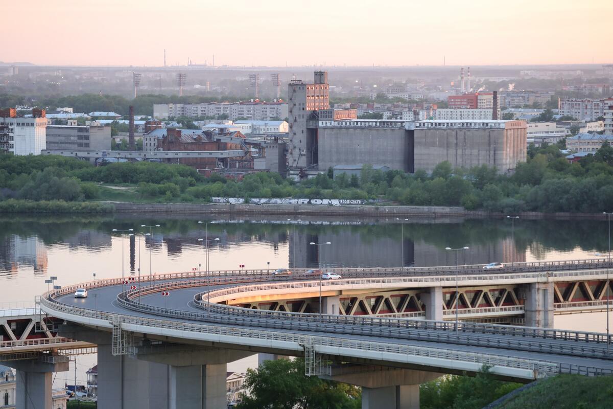 элеватор метромост волга мельница Башкировых