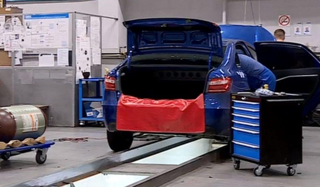 Первые автомобили переоборудованы в Нижегородской области на газомоторное топливо по госпрограмме «Развитие энергетики»