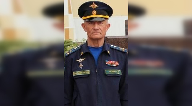 Скончался начальник Нижегородского кадетского корпуса Сергей Лузин