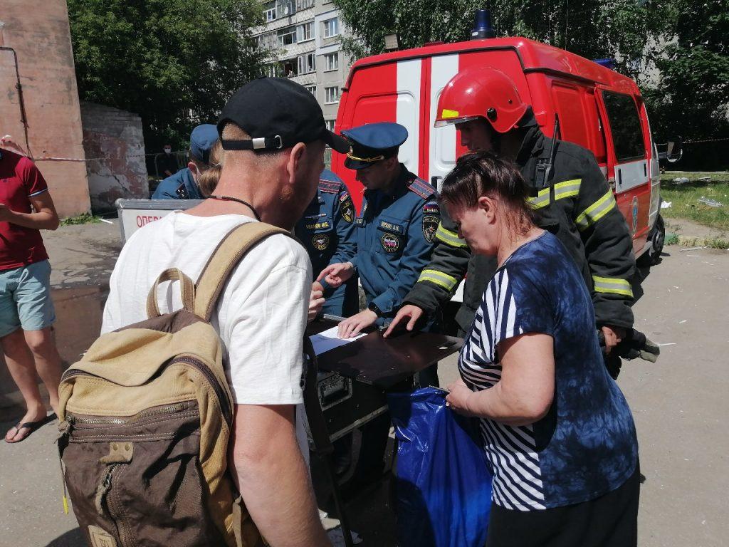 Жильцов дома на Краснодонцев расселят в две нижегородские гостиницы