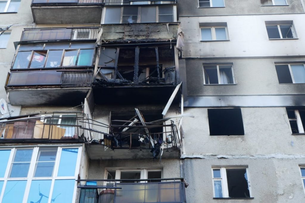 Стало известно о состоянии пострадавших после взрыва бытового газа в Автозаводском районе