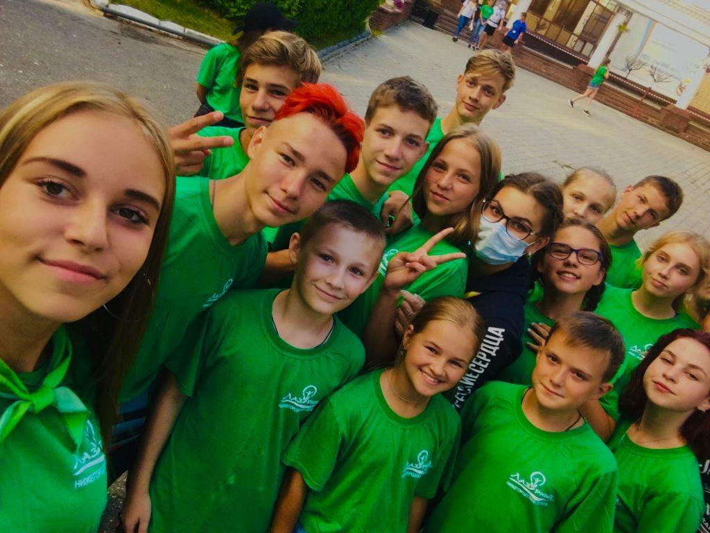 «Мир безОпасности» по новым правилам: юнкор «Нижегородской правды» рассказала, как прошла первая смена в лагере «Лазурный»