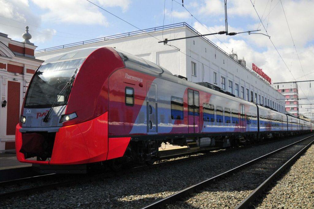 Жители Нижнего Новгорода могут уехать на юг: смотрим график поездов