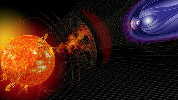 Мощная геомагнитная буря пройдет в ближайшие дни